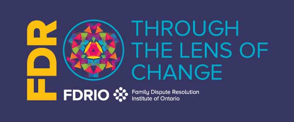 THROUGH THE LENS OF CHANGE BANNER