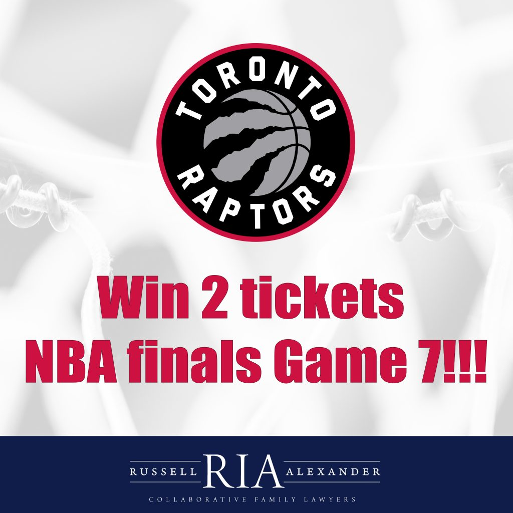 graphic win 2 tickets nba finals game 7