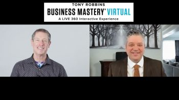 Russell Alexander on Tony Robbins Business Mastery